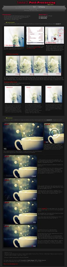 Part2 Post Processing Tutorial by onixa