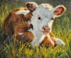 Calf by Phil Beck