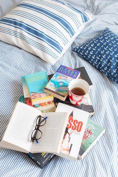 Vous cherchez un livre à lire sur la plage ou au bord de la piscine? Voici mes recommandations de livres à lire pendant les vacances !
