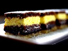 Animated Gifs, Hungarian Recipes, Cheesecake, Food And Drink, Cookies, Keto, Youtube, Biscuits, Cheesecakes