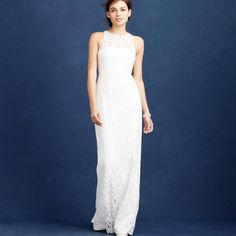 Pin for Later: 20 Gorgeous Wedding Gowns Made For Curvy Girls With Serious Style  J.Crew Pamela Gown ($650)