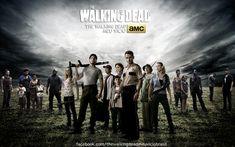 The walking dead season 1 fanart
