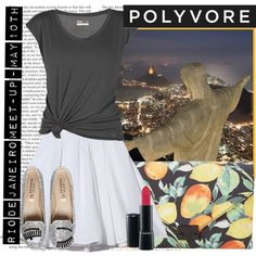 SAVE THE DATE - MAY 10th Polyvore Meet-up Rio de Janeiro - Brasil, created by karineminzonwilson on Polyvore