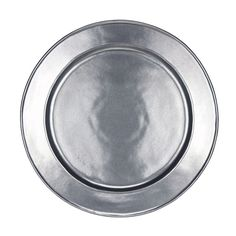 Juliska Pewter Stoneware Charger Plate - No Color Modern Dinnerware, Stoneware Dinnerware, Casual Dinnerware, Pewter Plates, Serveware, Tableware, Bliss Home And Design, Cream Bowls, Charger Plates
