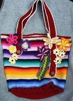 Ravelry: ashropshirelass' Yarn bag 3