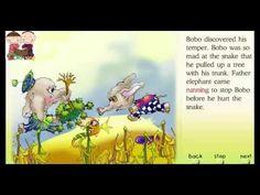 bobo the baby elephant grows up - story