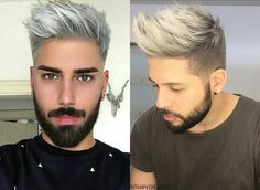 mens-platinum-blonde-hair-colors-2017-and-beards