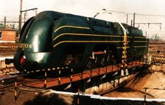 The Largest Wheels On Steam Locos – Steam Train Pictures