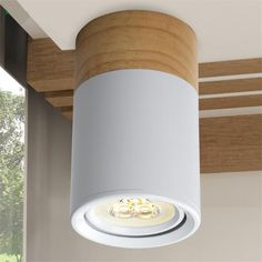 38.88$  Buy now - http://alii98.shopchina.info/1/go.php?t=32803158173 - Modern Wood LED Ceiling Lights Creative Living Room Bedroom Led Ceiling Lamps adjustable angle LED Ceiling Lights for Home 38.88$ #buyonlinewebsite
