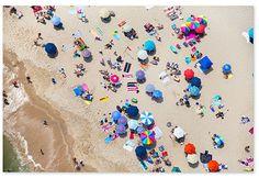Gray Malin Gray Malin, Southampton Umbrellas