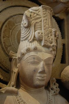 Harihara - Vishnu et Shiva: Shiva, British Museum, Londres