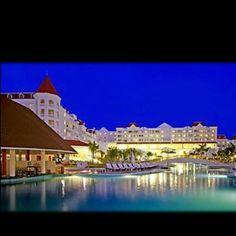 Gran Bahia Principe, Runaway Bay Jamaica~Here I come!!