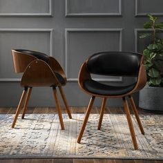 Awesome 36 Wonderful Mid Century Dining Room Design Ideas To Copy Asap Living Room Chairs, Living Room Furniture, Home Furniture, Dining Chairs, Desk Chairs, Furniture Outlet, Online Furniture, Eames Chairs, Side Chairs