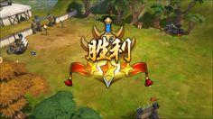 霸世群雄 android game first look gameplay español