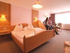 Doppelzimmer Hotel Obergurgl