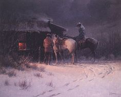 G. Harvey - Winter Flurries