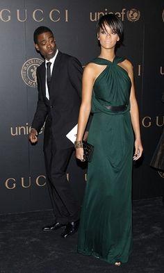 Chris Rock dan Rihanna