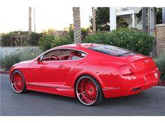 Forgiato Wheels Bentley Continental GT 3 - 1