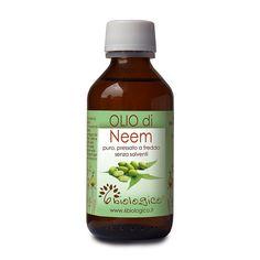 Olio di Neem puro a freddo 100%