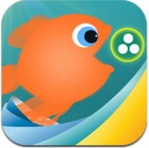 Motion Maths Hungry Guppy app is great for teaching children between the ages of 3 and 7 numbers and basic addition. Using a fish who loves to eat numbers, children can drag bubbles around to add the dots and then feed them to the fish. In addition to showing numbers, the app also uses symbols to show what numbers represent.