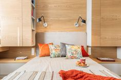 20 najpiękniejszych sypialni 2019 roku - Galeria - Dobrzemieszkaj.pl Bed, Furniture, Home Decor, Delicate, Interior Design, Rome, Nest Design, Decoration Home, Stream Bed