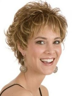 Light weight Curly Bob Hairstyles