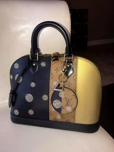 Louis Vuitton Alma Limited Edition! Owner - Tamara Tijerina (group member) A place we share our secret Louis Vuitton obsession! Feel free to join our group! purses and handbags leather