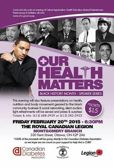 Body Movement, Business Networking, Good Cause, Health Matters, Black History Month, Ottawa, Social Networks, Presentation, Group