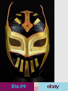 Spandex Deathstroke Mask Mexican wrestling fancy dress Halloween Adult Child/'s