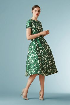 Vintage midi dress to wear right now 038