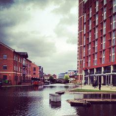 Leeds City Centre in Leeds