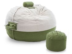 Limited Edition Silver Birch / Meadow Polyfelt Supersac Package | #Lovesac #Sacs #Spring Collection 2014
