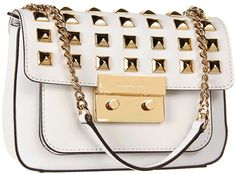 MK small Sloan studded purse