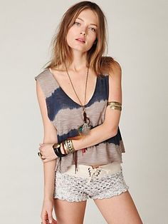 shorts. free people