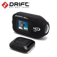 Drift Innovation HD720 Action Camera (Black)