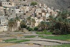 nizwa: historic town (100m SW of Muscat)
