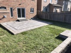 Backyard Patio Design and Landscape Construction by Action Home Services in Toronto