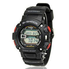 Casio G-Shock Mudman World Time Mens watch G9000