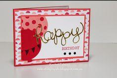 Stampin' Pals: Happy Birthday Balloons CCMC336