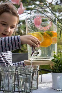 Meine Tipps für eine gelungene Gartenparty | Mrs Flury - gesund essen & leben