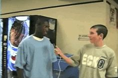 15 Of The Greatest Terrified Reaction Gifs