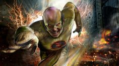 Cool Reverse-Flash Promo Art For CW's The Flash. Source: imgur.com