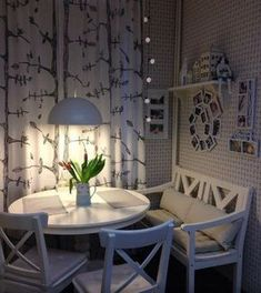 Incredible atmosphere in the kitchen with IKEA #interiordesign #interiors #kitchen #kitchendesign #ikeakitchen