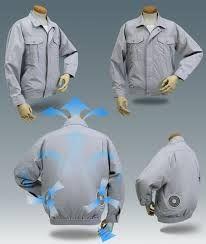 空調服 の画像検索結果 服 と 空調