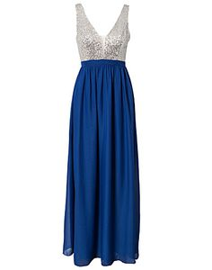 Grace Dress - Nly Eve - Blue - Party dresses - Clothing - NELLY.COM UK