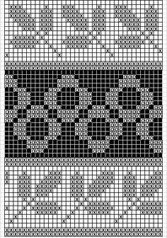 Mustrilaegas: A Kudumine / Knitting--mochila Tapestry Crochet Patterns, Fair Isle Knitting Patterns, Loom Knitting Patterns, Crochet Stitches Patterns, Knitting Charts, Crochet Chart, Knitting Stitches, Cross Stitch Patterns, Sock Knitting