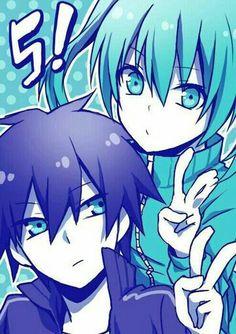 Ene and Shintaro