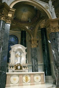 Cathedral Basilica of Saints Peter & Paul, Philadelphia, PA