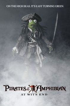 muppet parody posters | Pirates of the Caribbean - Muppet Wiki