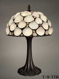 Seashell Lamps, Table Lamps,Lamps and Lighting